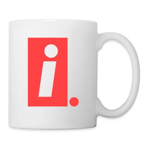 Ideal I logo - Coffee/Tea Mug