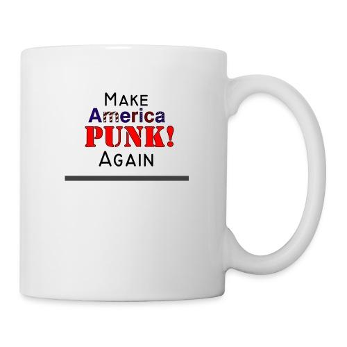 Make America PUNK! Again (Version 1) - Coffee/Tea Mug