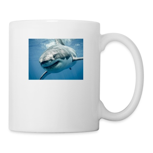 great-white-shark - Coffee/Tea Mug