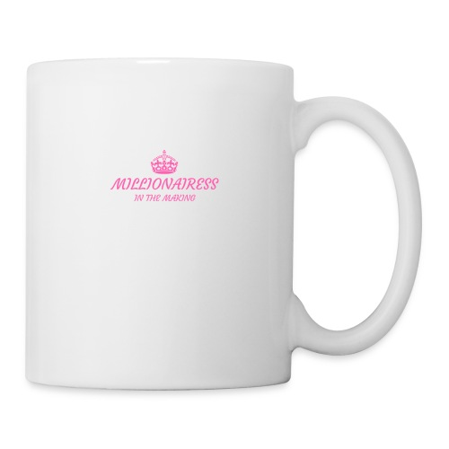 Millionairess In The Making - Coffee/Tea Mug