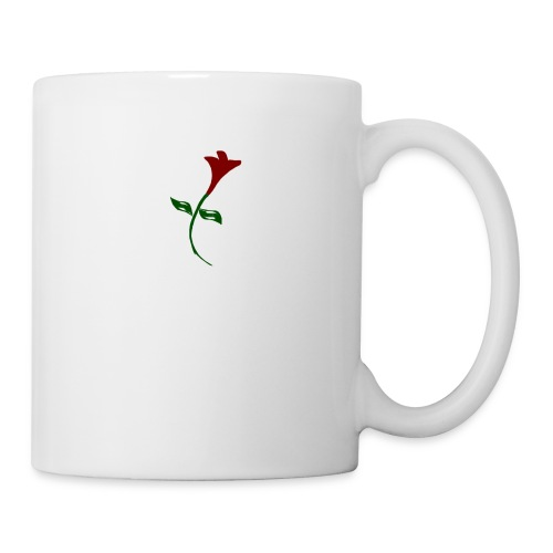 Street Rose rose - Coffee/Tea Mug