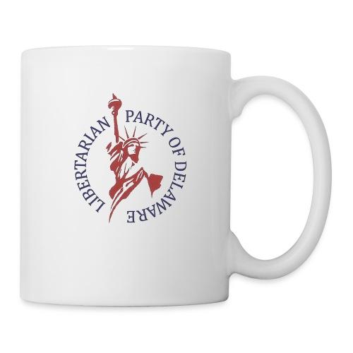 Libertarian Party of Delaware Logo - Coffee/Tea Mug