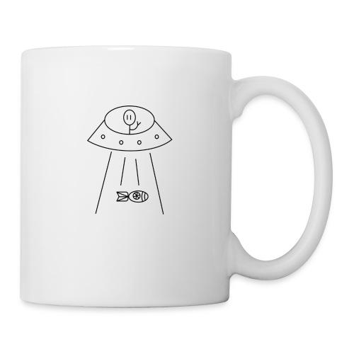 KWSOS Peace Graphic iPhone 5S Rubber Case - Coffee/Tea Mug