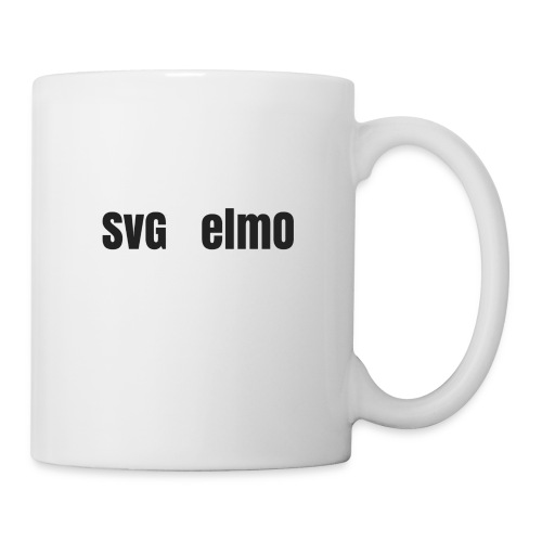 SvG_ElmO Design - Coffee/Tea Mug