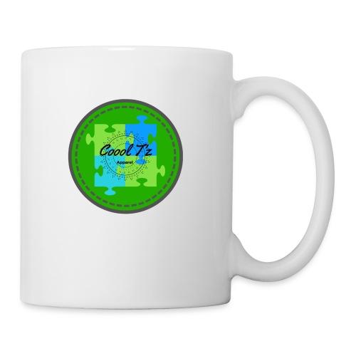 Coool T'z Green - Coffee/Tea Mug