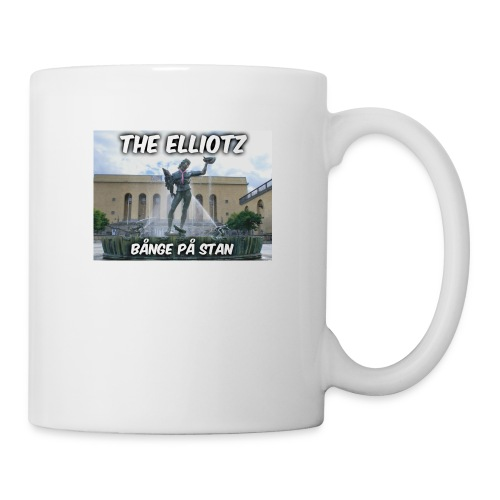 The Elliotz - BPS shirt! - Coffee/Tea Mug