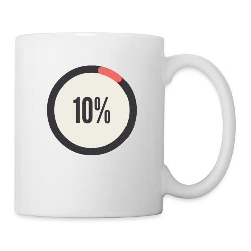 10% Album - Coffee/Tea Mug