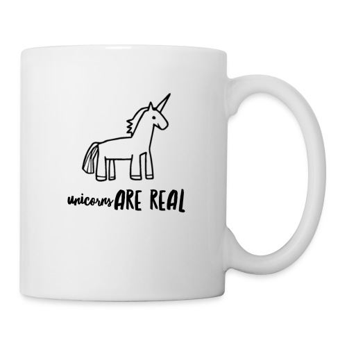 Unicorns Are Real - Coffee/Tea Mug