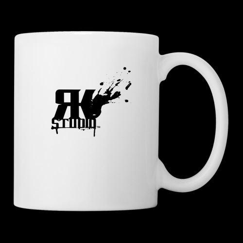 RKStudio Black Version - Coffee/Tea Mug