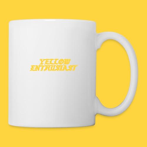 yellow enthusiast - Coffee/Tea Mug