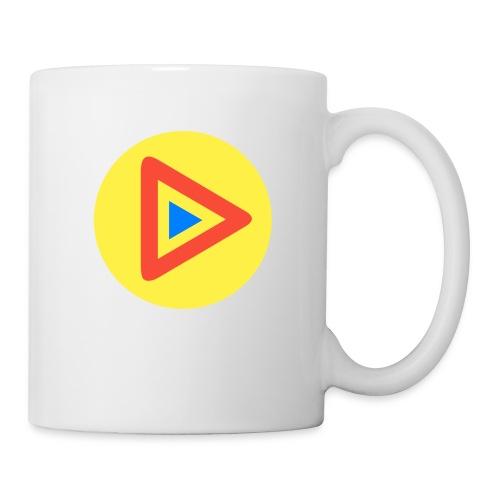 Most Played Play Logo - Coffee/Tea Mug