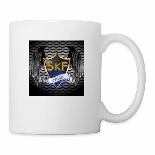 skyfal gaming white - Coffee/Tea Mug