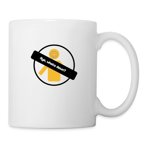 Aye, whats down? - Coffee/Tea Mug