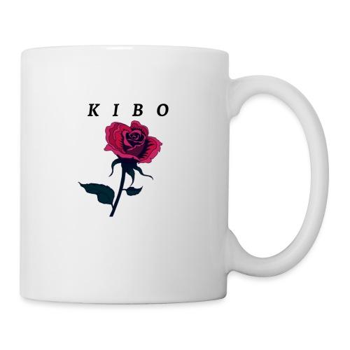 Kibo Retro Style Rose - Coffee/Tea Mug