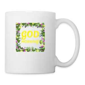 MORNING BLESSINGS - Coffee/Tea Mug