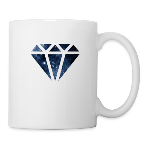 space diamond - Coffee/Tea Mug