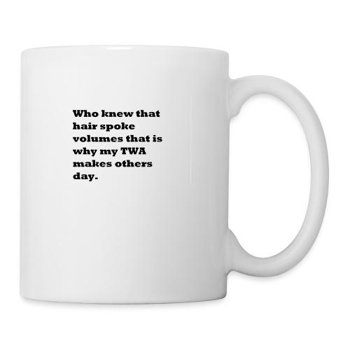 1 TWA TWA - Coffee/Tea Mug