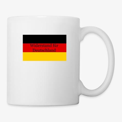 Widerstand für Deutschland - Coffee/Tea Mug