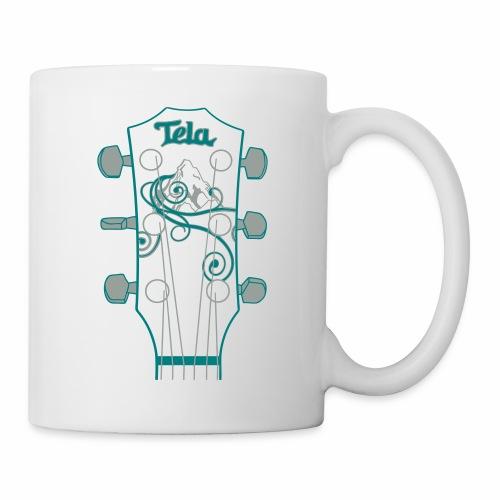 Tela Guitar - Coffee/Tea Mug