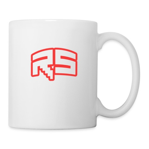 Roz Stripe Standard Logo - Coffee/Tea Mug