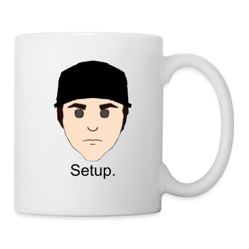 Setup Sam Squared Merch - Coffee/Tea Mug