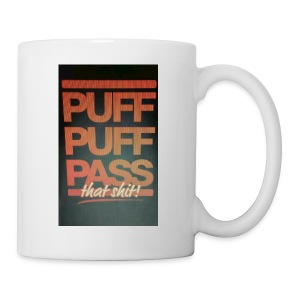Puff puff pass - Coffee/Tea Mug