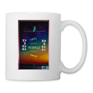I dig Chill People, Sunsets & Bud.. - Coffee/Tea Mug