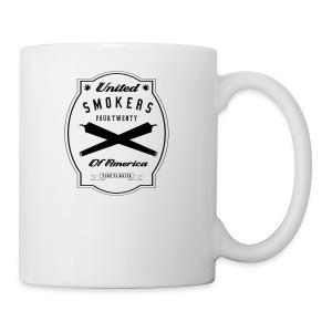 United Smokers of America - Coffee/Tea Mug