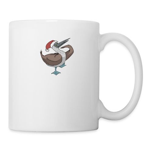 Boobie Bird Xmas Dance - Coffee/Tea Mug