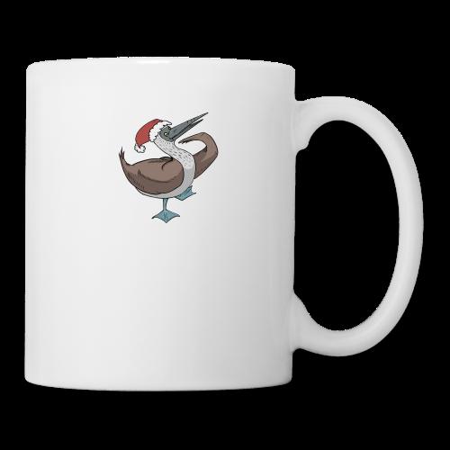 Boobie Bird Xmas Dance - Coffee/Tea Mug