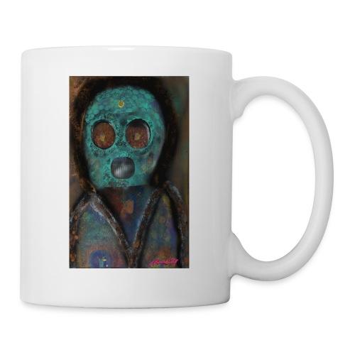 The galactic space monkey - Coffee/Tea Mug