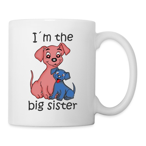 I'm the Big Sister - Coffee/Tea Mug