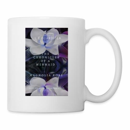 Magnolia Rose Book Cover - Coffee/Tea Mug