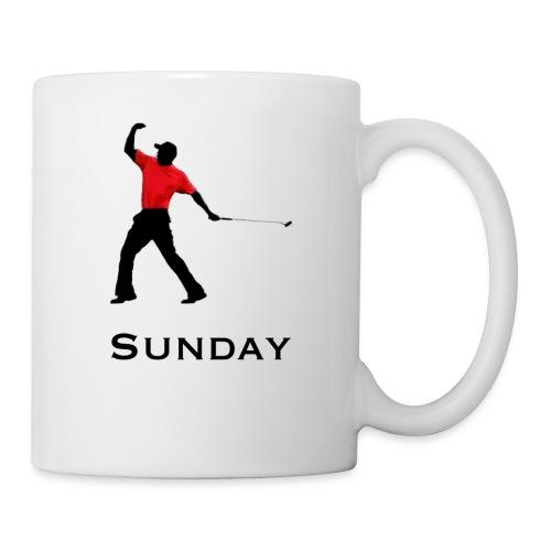 Sunday Red - Coffee/Tea Mug