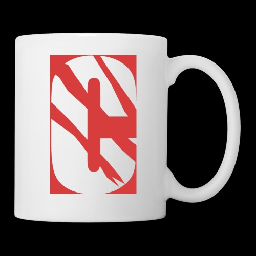 Red shirt logo - Coffee/Tea Mug