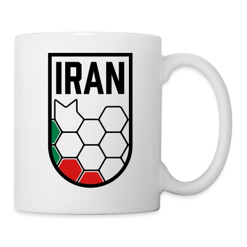 Iran Football Federation Crest - Coffee/Tea Mug