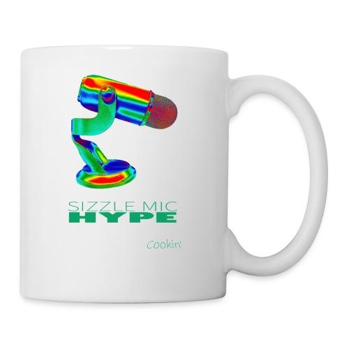 Sizzle Mic Hype - Coffee/Tea Mug