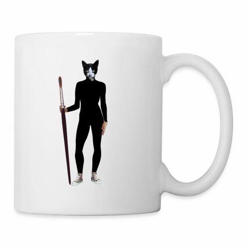 Cat Artist - Coffee/Tea Mug