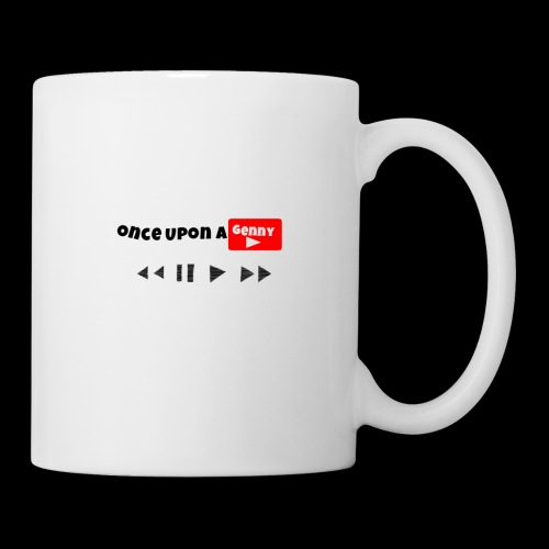 Once Upon A Genny Youtube! - Coffee/Tea Mug