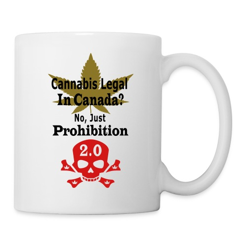 prohibition - Coffee/Tea Mug