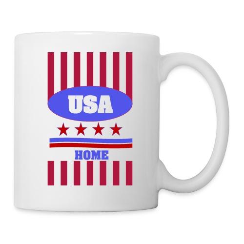 US Flag case - Coffee/Tea Mug