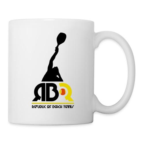 logo rbt beach tennis - Coffee/Tea Mug