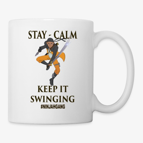 NINJAH GANG - Coffee/Tea Mug