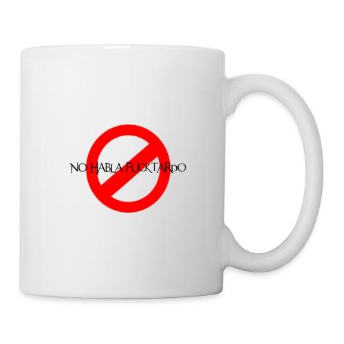 No Habla Fucktardo - Coffee/Tea Mug