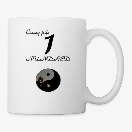 Crazy pip 100 subscriber murch - Coffee/Tea Mug
