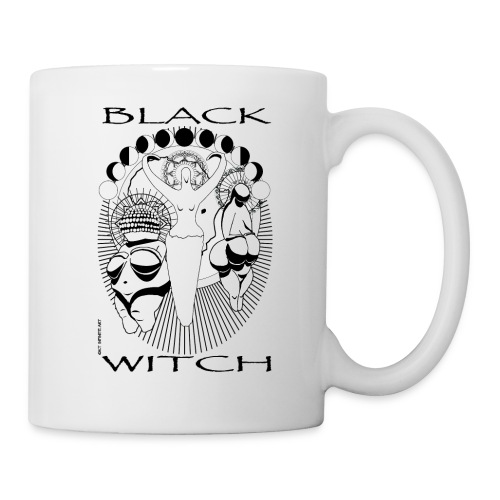 khem witch PNG copy - Coffee/Tea Mug