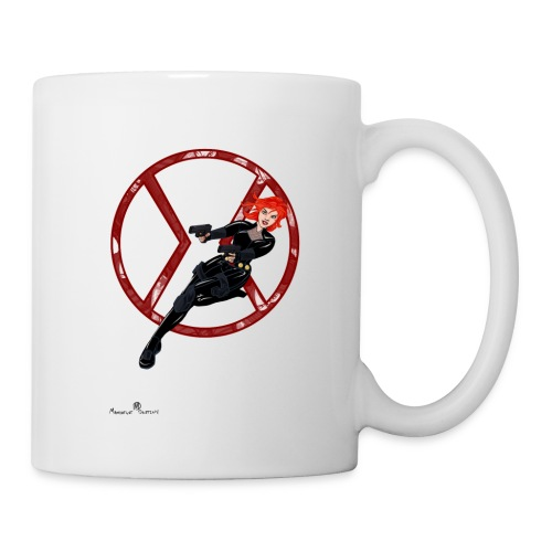 BULLETS AND BALLERINAS - Coffee/Tea Mug