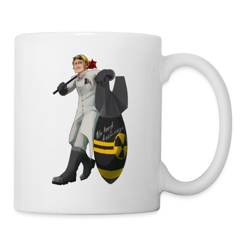 nuke sans png - Coffee/Tea Mug