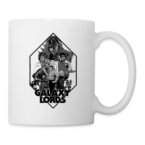 Monochrome Poster Image (Black) - Coffee/Tea Mug