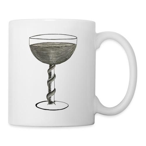 Wine glass - Coffee/Tea Mug